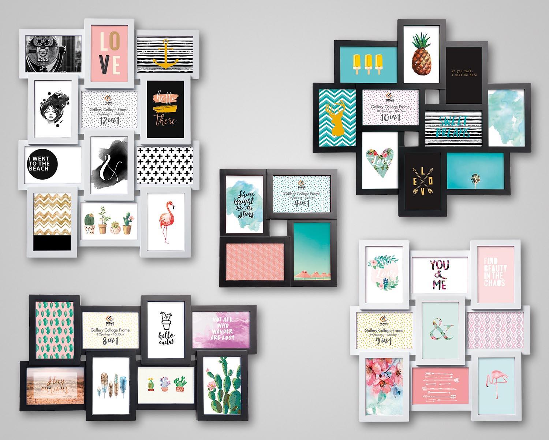 Gallery Collage Frames   FrameDepot