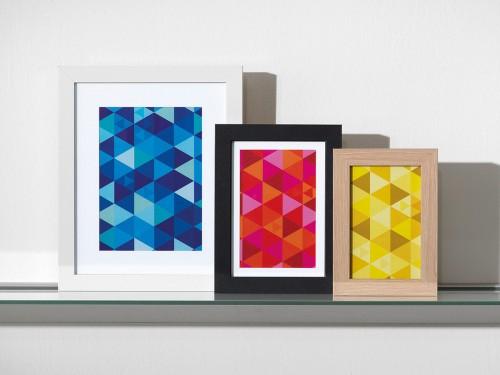 Triple Pack Frames